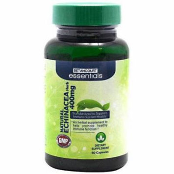 Betancourt Nutrition Natural Echinacea, 60 CT