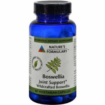 Nature's Formulary Boswellia, Joint Support Tablets, 60 CT