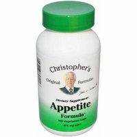 Christopher's Original Formulas Appetite Appeaser Formula, 100 CT
