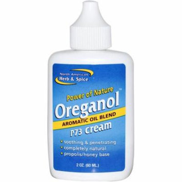 North American Herb & Spice Oreganol Oil of Oregano Cream, 2 OZ