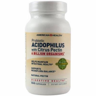American Health Acidophilus with Pectin, 100 CT