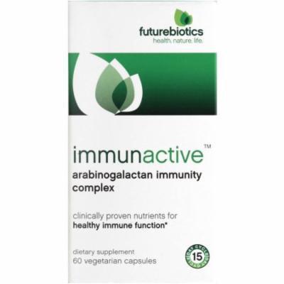 Futurebiotics Immunactive Vegetarian Capsules , 60 CT