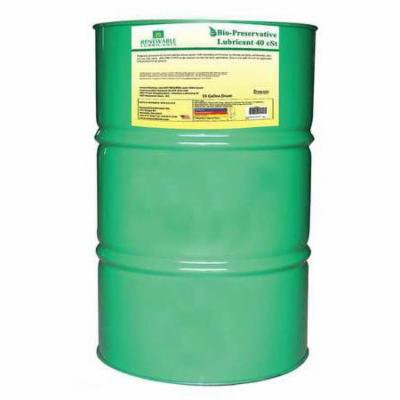 RENEWABLE LUBRICANTS 86046 Lubricant,Drum,Yellow,55 gal. G2223761