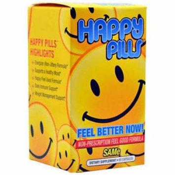 BPI Happy Pills, 60 CT
