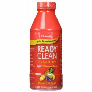 Detoxify Detox Ready Clean Tropical, 16 OZ