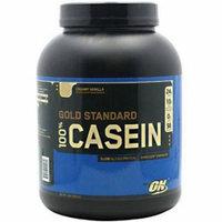 Optimum Nutrition 100% Casein, Creamy Vanilla, 4 LB