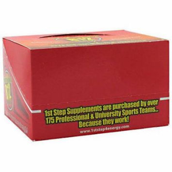 1st Step for Energy Maximum Energy B12 Shot, Cherry Charge, 12 CT