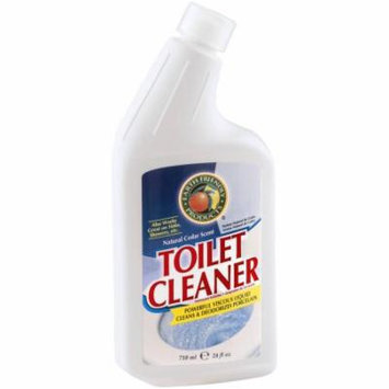 Earth Friendly Products Toilet Bowl Cleaner, 24 FL OZ (Pack of 6)