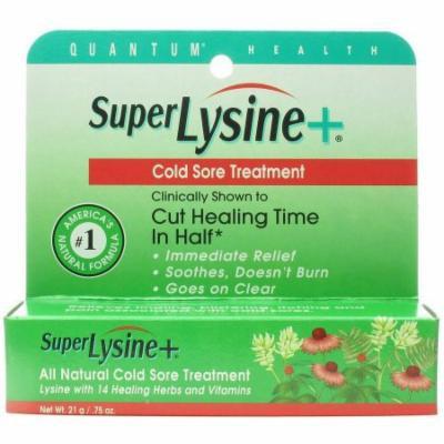 Quantum Super Lysine Cream, 21 GM
