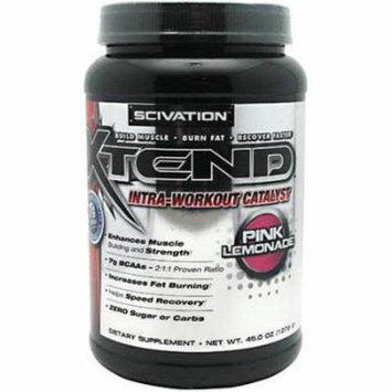 Scivation Xtend Intra-Workout Catalyst, Pink Lemonade, 90 SRV