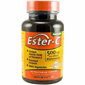 American Health Ester C Bioflavonoids, 500 MG, 90 CT