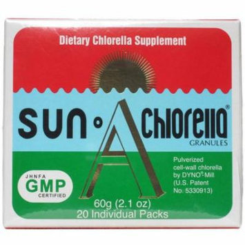 Sun Chlorella A'' Granules, 20 CT