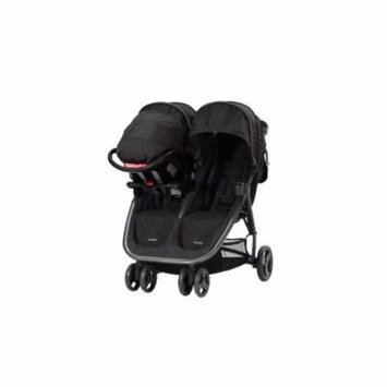Combi 2016 Fold N Go Double Stroller, Black
