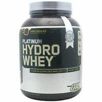 Optimum Nutrition Hydrowhey, Turbo Chocolate, 3.5 LB