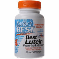 Doctor's Best Lutein, 180 CT