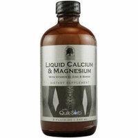 Nature's Answer Liquid Calcium & Magnesium Supreme, 8 FL OZ