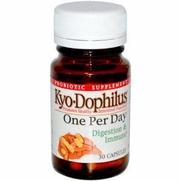 Kyolic Kyo-Dophilus One Per Day Capsules, 30 CT