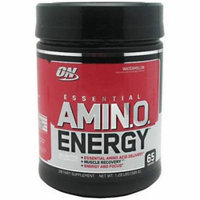 Optimum Nutrition Amino Energy, Watermelon, 65 CT