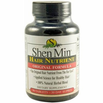 Shen Min Hair Nutrient Original Formula Tablets, 90 CT