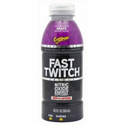 CytoSport Fast Twitch RTD, Grape, 12 CT