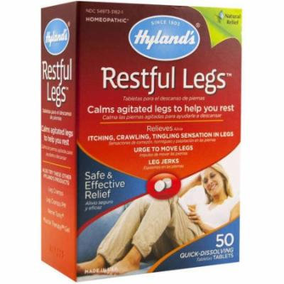 Hylands Restful Legs, Tablets, 50 CT