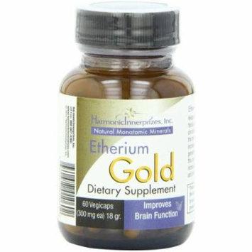 Harmonic Innerprizes Harmonic Innerprizes Etherium Gold Caps, 60 CT