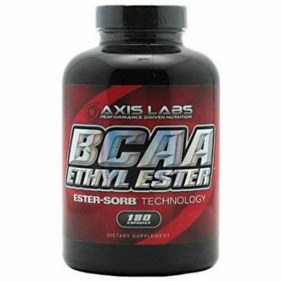 Axis Labs BCAA Ethyl Ester, 180 CT