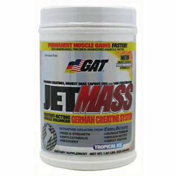 GAT Gat JetMass, Tropical Ice, 1.83 LB