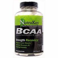 Nutrakey BCAA 1500, 200 CT