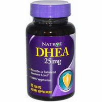 Natrol Dhea 25 mg, 90 CT