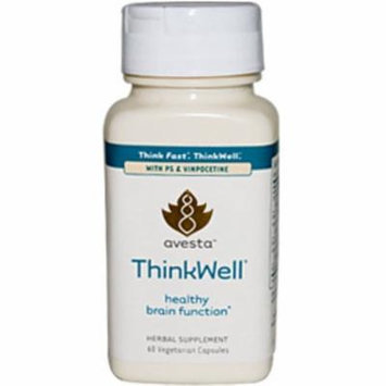 Savesta Think Well, 60 CT