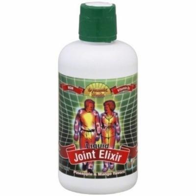 Dynamic Health Joint Elixir, Liquid, Pineapple & Mango Flavors, 32 FL OZ