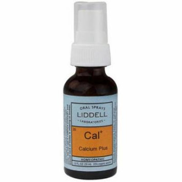 Liddell Laboratories Calcium Plus, 1 FL OZ
