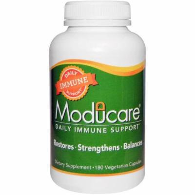 Moducare strengthens Vegeterian Capsules, 180 CT