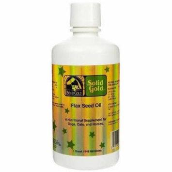 Maximum Living Flax Seed Oil Soft Gel Capsules, 120 CT