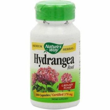 Nature's Way Hydrangea Capsules, 100 CT (Pack of 2)
