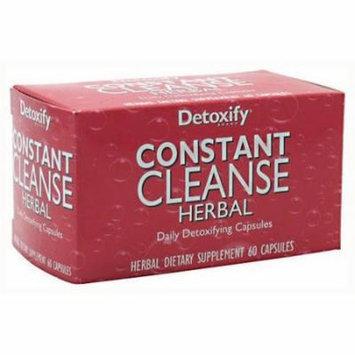 Detoxify Constant Cleanse, 60 CT