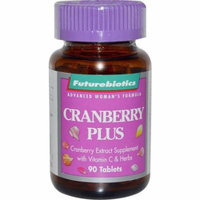 Futurebiotics Cranberry Plus Tablets, 90 CT