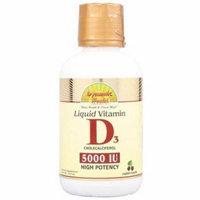 Dynamic Health Liquid Vitamin D3, 16 FL OZ