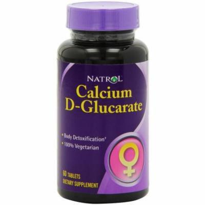 Natrol Calcium D-glucarate Tablets, 60 CT