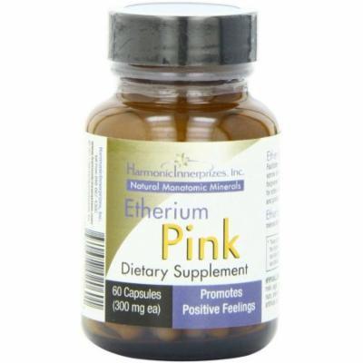 Harmonic Innerprizes Harmonic Innerprizes Etherium Pink Caps, 60 CT