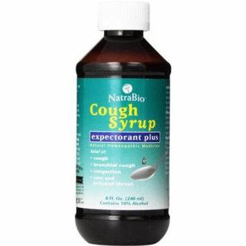 Natra Bio Adult Cough Syrup, 8 OZ