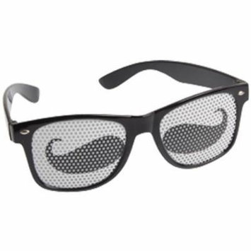 DDI 1904194 Moustache Lens Glasses
