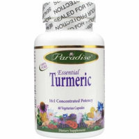 Paradise Herbs Tumeric Ultimate Holistic Extract, 60 CT