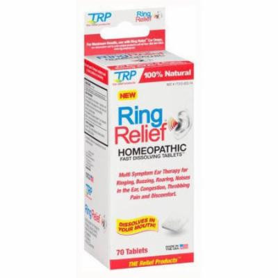 The Relief Products Fast Dissolving Tabs, 70 CT