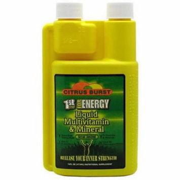 1st Step Liquid Multi-Vitamin & Mineral, Citrus Burst, , 16 OZ