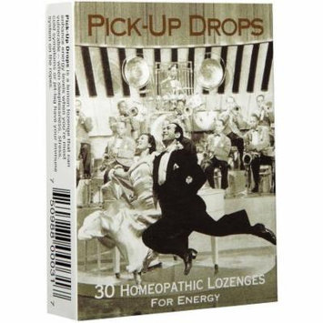 Historical Remedies Pick-Up Drops, Homeopathic Lozenges, 30 CT (Pack of 12)