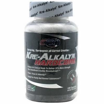All American Kre-Alkalyn Hardcore, 120 CT