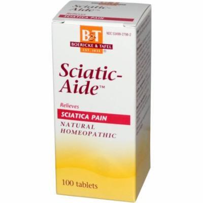Boericke & Tafel Sciatic Aide, Sublingual Tablets, 100 CT