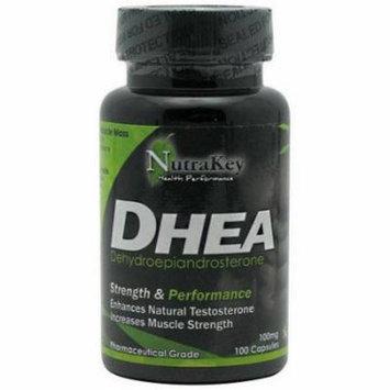 Nutrakey DHEA, 100 mg, 100 CT